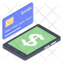 Online Payment Mobile Payment E Banking Icon