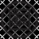 Web Computer Network Icon