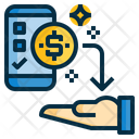 Mobile Money Payment Icon