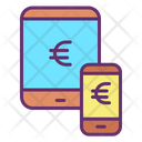 Mmobile Money Online Payment Online Transfer Icon