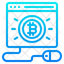 Bitcoin Coin Money Icon