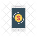 Pay Online Transfer Icon