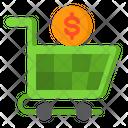 Shopping Cart Shopping Ecommerce Icon