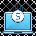 Money Flow Online Icon