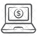 Online Payment Secure Payment Online Banking Icon
