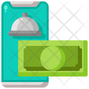 Food Money Payment Icon
