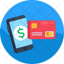 Smard Card Mobile Banking Online Banking Icon