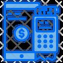 Smartphone Bill Money Icon