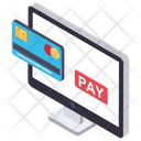 Online Payment Internet Payment Electronic Payment Icon