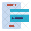 Online Payment App Atm Card Icon