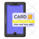 Mobile Payment Online Payment Online Transaction Icon