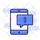 Online Payment Phone Smart Phone Icon