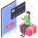 Online Payment Gateway Icon