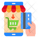 Online Payment Item Online Shopping Online Cart Icon