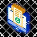Internet Web Business Icon
