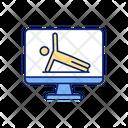 Trainer Online Virtual Icon