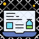 Online Pharmacy Pharmacy Drug Icon