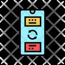 Online Photo Converter Phone Online Icon