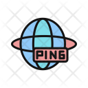 Online Ping Tool Icon