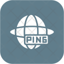 Online Ping Website Icon