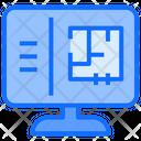 Online Plan Icon