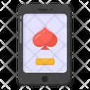 Online Poker App Casino App Mobile App Icon
