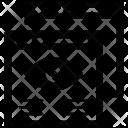 Online Presence Web Icon