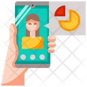 Calling Communication Video Icon