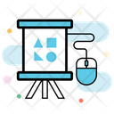 Presentation Education Learning Icon