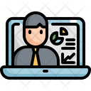 Working Working At Home Work Icon
