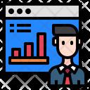Online Presentation Icon