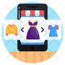 Choose Product Online Products Shopping App Icon