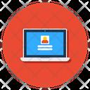 Online Profile Online Biodata Online Cv Icon