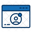 Online Profile Icon