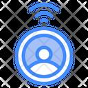 Online Profile User Online Icon