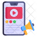 Online Promotion Icon