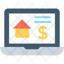 Online Property Monitor Icon
