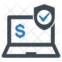 Online Protection Safe Payment Secure Payment Icon