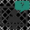 Online query Icon