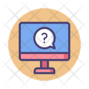 Online Question Icon