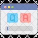 A Survey Icon