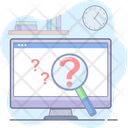 Contact Support Questions Icon