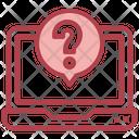 Online Quiz Online Question Communication Icon