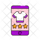 Rating Review Star Icon