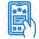 Online Rating Rating Feedback Icon