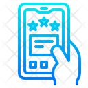 Online Rating Icon