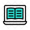 Online Reading Ebook Online Icon