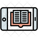 Book Reading Online Icon
