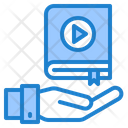 Vdo Elearning Book Icon