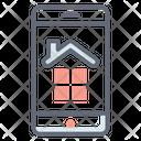 Mobile Real Estate Online Real Estate Estate Marketing Icon
